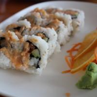 Thai Cuisine Amazing California Rolls