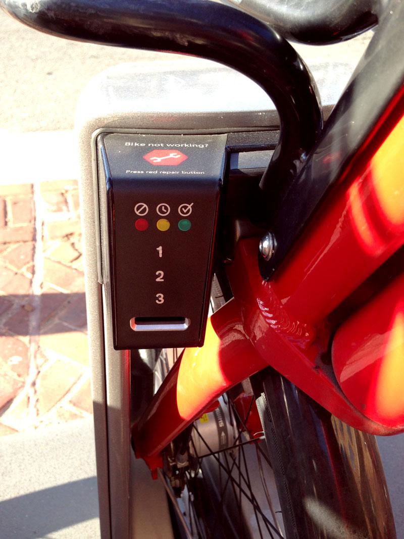 Capital Bike Shareの使い方, ワシントンDC生活 自転車, バイクシェア, レンタル