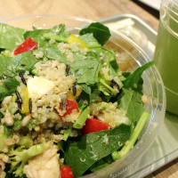 green brothers chicken green bowl