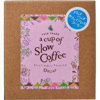 A Cup of Slow Coffee おいしいやさしいカフェインレス