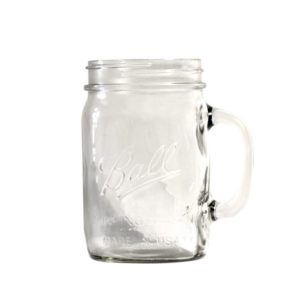 ball メイソンジャー - 朝一杯の暖かいレモン水をコーヒーの代わりに!効果と作り方は?