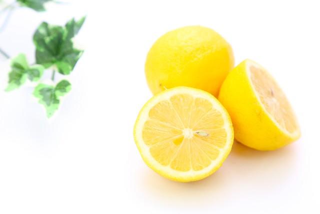 朝のレモン水 作り方