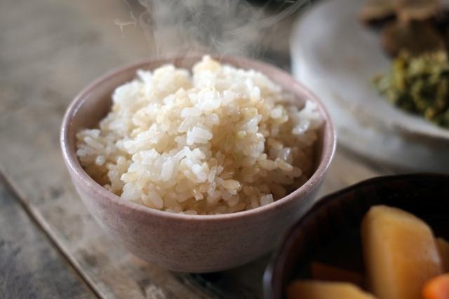 夏バテを予防・解消する食材5選ー玄米