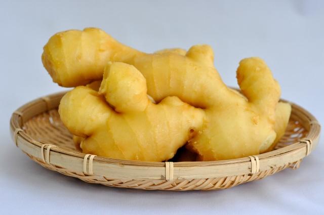 夏バテを予防・解消する食材5選ー生姜
