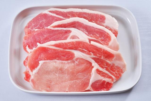 夏バテを予防・解消する食材5選ー豚肉