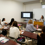 目白大学英米語学科の講義2ーyumiid.com
