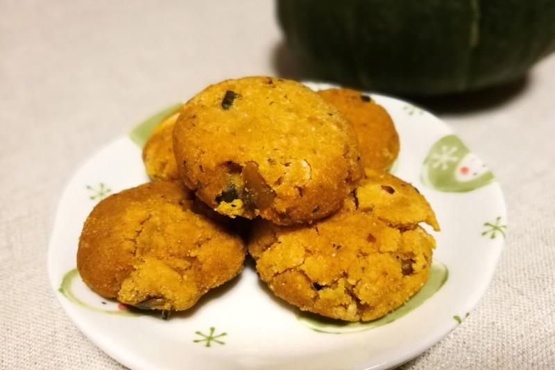 かぼちゃのカントリーマアム風クッキー02 - yumiid.com