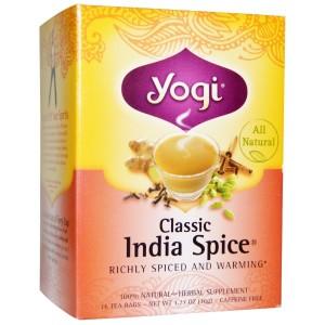 Yogi Tea-インディアスパイス
