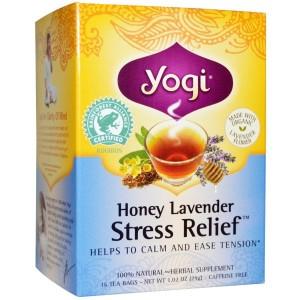 Yogi Tea-ストレスリリーフ