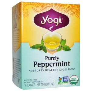 Yogi Tea-ペパーミント