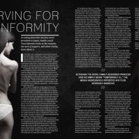 英語誌Tokyo Weekenderに「日本の拒食症の現状」に関する記事を執筆させていただきました