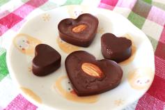 カカオの栄養たっぷり!血糖値を急上昇させないローチョコレート-シュガーフリーチョコレシピ