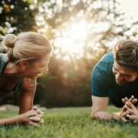 筋トレが男女関係に与えるメリット。カップルでのトレーニングは最強のマンネリ解消法&長続きの秘訣!