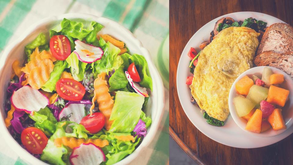筋トレが男女関係に与えるメリット-食事も改善される