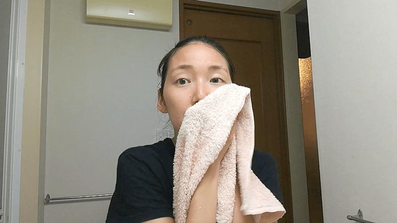 鹸を2年以上使っていない私の洗顔法-ココナッツオイル&はちみつ洗顔6