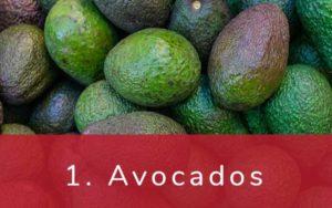 アボカド-Clean Fifteen(クリーンフィフティーン)-野菜って全て有機(オーガニック)がいいの?農薬の影響を受けやすい野菜と果物リスト