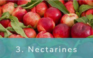 ネクタリン-Dirty Dozen(ダーティーダズン)-野菜って全て有機(オーガニック)がいいの?農薬の影響を受けやすい野菜と果物リスト