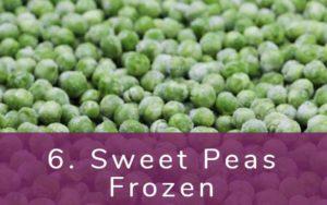 冷凍グリーンピース-Clean Fifteen(クリーンフィフティーン)-野菜って全て有機(オーガニック)がいいの?農薬の影響を受けやすい野菜と果物リスト