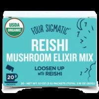 Reishi(レイシ/リーシ/霊芝)-Four Sigmatic Mushroom Elixir Mixマッシュルームエリクサー