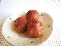 たんぱく質を忍び込ませたヘルシー手作りおやつ:ピープロテインチョコボールのレシピ