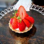 グルテンフリーのロースイーツが食べられる西荻窪のカフェ「raccoon(ラクーン)」-季節のタルト