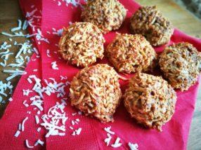 たんぱく質を忍び込ませたヘルシーおやつ:ピープロテインココナッツクッキー