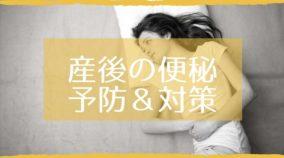 産後の便秘はつらいよ…便秘予防のため気を付けたこと対処法まとめ-yumiid.com