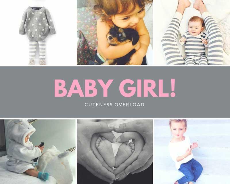 赤ちゃんかわいい-出産を目前に不安と戦う