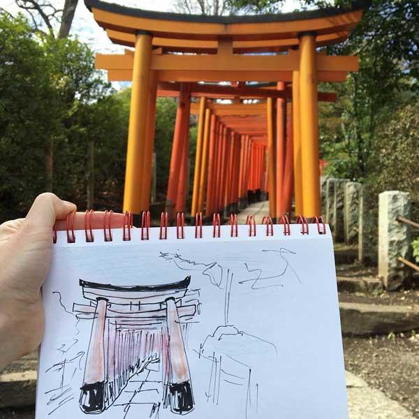 お絵描き-脳のパフォーマンスを上げるためにオフラインでできる楽しいこと-yumiid.com