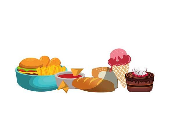 食生活の乱れ、血糖値、ジャンクフード-エストロゲン・ドミナンス(エストロゲン優勢)って何?-yumiid.com