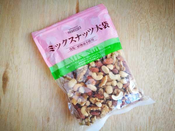 成城石井のナッツ-授乳で体調を崩さないように食べているもの~授乳中に不足しやすい栄養素-yumiid.com