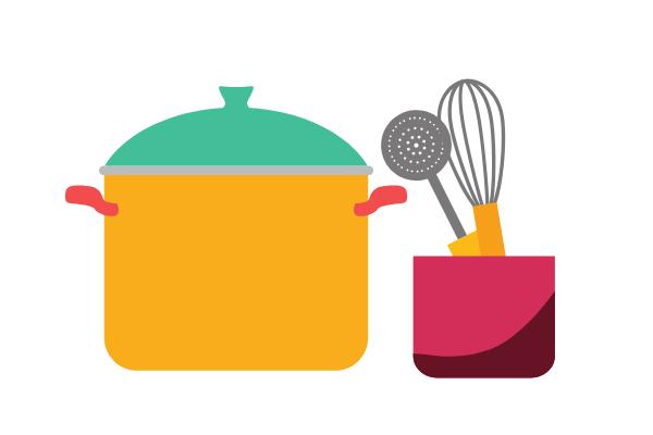 まずは武器をそろえる-料理がめんどくさい人のための10分以下ズボラ料理術-yumiid.com