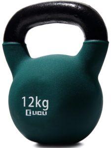LICLI ケトルベル トレーニング 4kg 8kg 12kg 16kg 20kg ダンベル