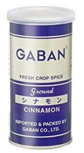 GABAN, シナモン