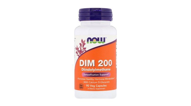 Now Foods, DIM 200