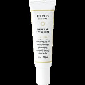 ETVOS, ミネラルUVセラム/SPF35 PA+++