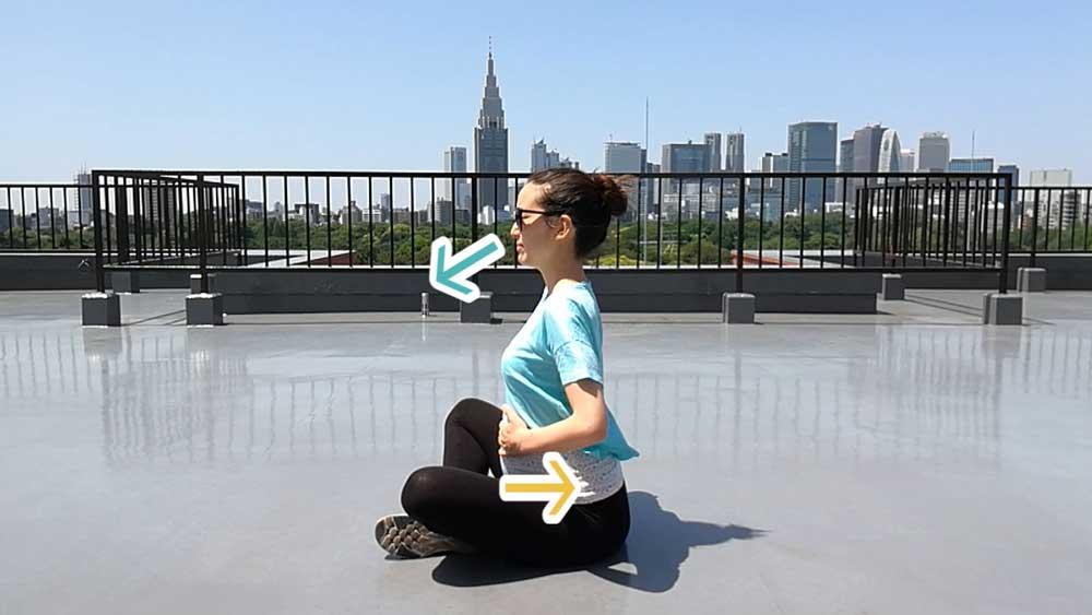 腹横筋筋トレのやり方-呼気-妊娠中に腹筋はどうやって鍛えたらいい?腹横筋の筋トレと鍛えることのメリット