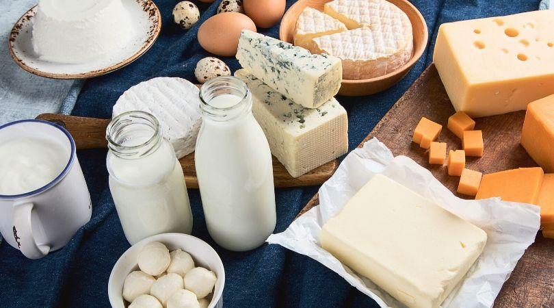 乳製品-最強にニキビができやすい食べ物。この3つを食べすぎていないか要チェック!