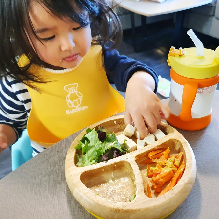 野菜から順に食べます 野菜を食べない子供にならないように試みたこと5つ