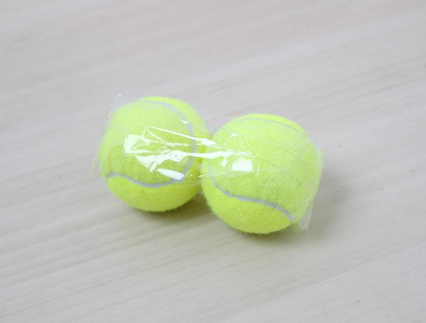 テニスボールで仙腸関節ほぐし