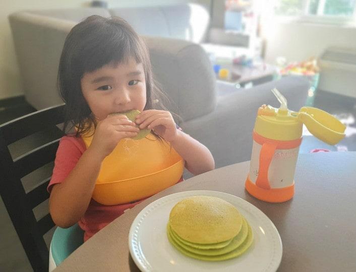 よく食べる-野菜食べない子供に!全部入れてしまえパンケーキのレシピ【グルテンフリー&乳製品フリー】