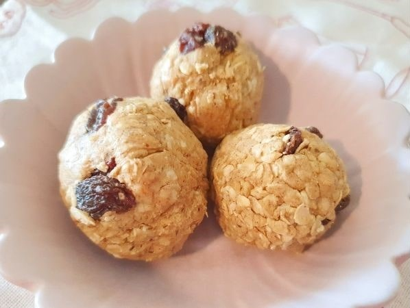 子供と一緒に作れる!たんぱく質たっぷり焼かないクッキー